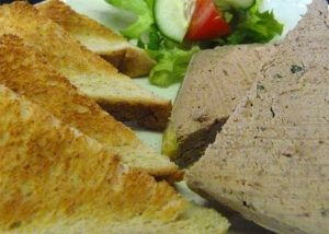 Paté and Toast Catering