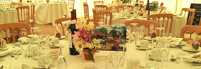 Wedding Catering Services in Devon